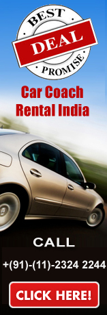 car coach rental
